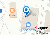 Марий-Эл-Лада на карте