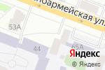 Схема проезда до компании Марийский государственный университет в Йошкар-Оле