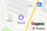 Схема проезда до компании Веселый шиномонтажник в Йошкар-Оле