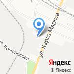 Автодоктор на карте Йошкар-Олы