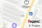 Схема проезда до компании Моторс в Йошкар-Оле