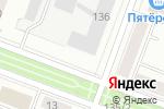 Схема проезда до компании Лакомка в Йошкар-Оле