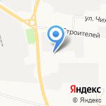 АТП Марийское на карте Йошкар-Олы