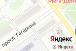 Схема проезда до компании Persona в Йошкар-Оле