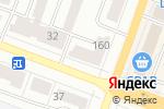 Схема проезда до компании Финанс в Йошкар-Оле