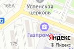 Схема проезда до компании Страховая компания СОГАЗ-Мед в Йошкар-Оле