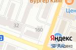Схема проезда до компании Мастер ТВ в Йошкар-Оле
