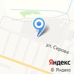 Водитель на карте Йошкар-Олы