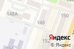 Схема проезда до компании С иголочки в Йошкар-Оле
