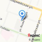 Юридическая компания Бирюкова Дмитрия Павловича на карте Йошкар-Олы