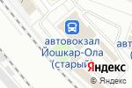 Схема проезда до компании Гриль в Йошкар-Оле