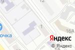 Схема проезда до компании Косметик профи в Йошкар-Оле
