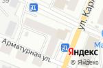 Схема проезда до компании Магазин хлебобулочных изделий в Йошкар-Оле