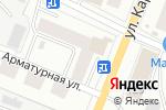 Схема проезда до компании Азбука комфорта в Йошкар-Оле