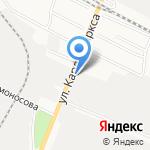 РИМ на карте Йошкар-Олы