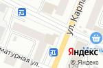 Схема проезда до компании Колосок в Йошкар-Оле