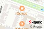 Схема проезда до компании Маленькая Япония в Йошкар-Оле