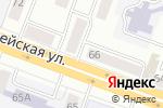 Схема проезда до компании Светлячок2 в Йошкар-Оле