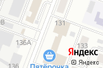 Схема проезда до компании Slim stile в Йошкар-Оле