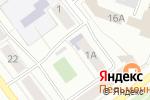 Схема проезда до компании Библиотека №8 в Йошкар-Оле