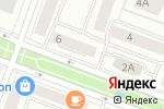 Схема проезда до компании Русская рыбалка в Йошкар-Оле