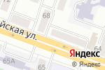 Схема проезда до компании Фифа Чёлкина в Йошкар-Оле