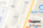 Схема проезда до компании Хлебница в Йошкар-Оле