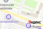 Схема проезда до компании Почтовое отделение №1 в Йошкар-Оле