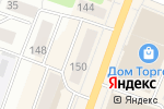 Схема проезда до компании Стиль-Тайм в Йошкар-Оле