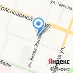 АК Бизнес для Бизнеса на карте Йошкар-Олы