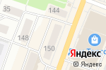 Схема проезда до компании Алмаз в Йошкар-Оле