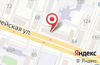 Схема проезда до компании Агроинвест в Йошкар-Оле