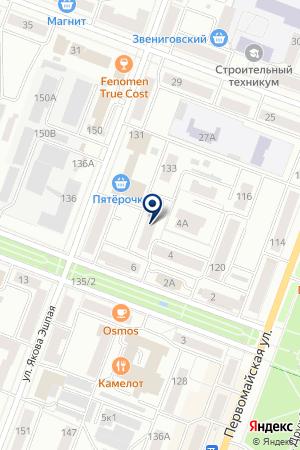 Негосударственный экспертный центр на карте Йошкар-Олы