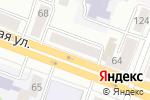 Схема проезда до компании Белошвейка в Йошкар-Оле
