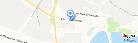Компания по изготовлению дубликатов номерных знаков на карте Йошкар-Олы