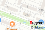 Схема проезда до компании Матрица в Йошкар-Оле