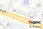 Схема проезда до компании Атмосфера в Йошкар-Оле
