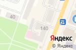 Схема проезда до компании Чародейка в Йошкар-Оле