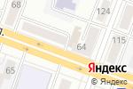 Схема проезда до компании Инталия в Йошкар-Оле