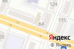 Схема проезда до компании Вирсавия в Йошкар-Оле