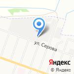 Электрик на карте Йошкар-Олы