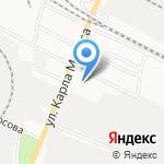 Оптово-розничный магазин игрушек на карте Йошкар-Олы