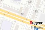 Схема проезда до компании Интерфарм-Эконом в Йошкар-Оле