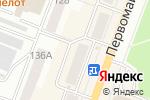 Схема проезда до компании МебельER в Йошкар-Оле
