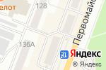 Схема проезда до компании Копеечка в Йошкар-Оле