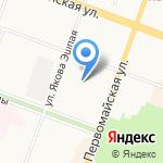 СС-Транс на карте Йошкар-Олы