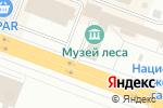 Схема проезда до компании Рослесинфорг, ФГУП в Йошкар-Оле