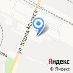 Мрамор-сервис на карте Йошкар-Олы