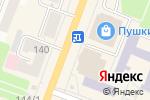 Схема проезда до компании Шить просто в Йошкар-Оле