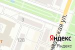 Схема проезда до компании ЗдравСити в Йошкар-Оле